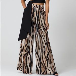 AQ/AQ limited release Serena trouser pant animal 8